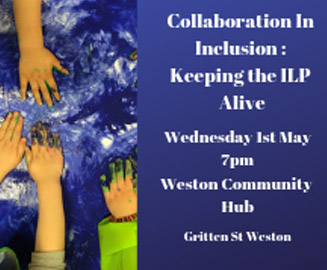Collaboration In Inclusion : Keeping the ILP Alive
